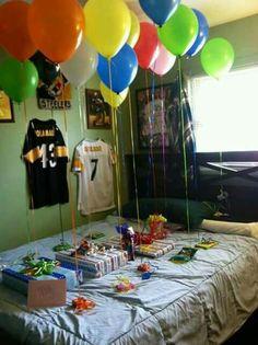Birthday Surprise for his birthday Boyfriend gift ideas