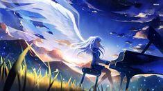 Angel Beats Anime Manga Anime Girls Wide Wallpapers