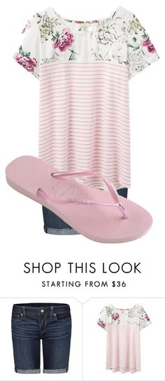 """""""summer goals"""" by jackiedajohnston on Polyvore featuring Dex, Joules and Havaianas"""