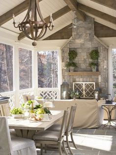 Porch Design Ideas, Pictures, Remodel & Decor