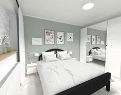 Sypialnia styl Skandynawski - zdjęcie od WNĘTRZNOŚCI Projektowanie wnętrz i mebli Aneta Stokowska