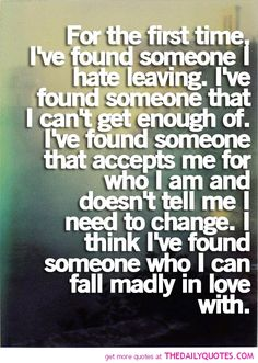 Life Quotes Love, Best Love Quotes, Great Quotes, Quotes To Live By, Favorite Quotes, Funny Quotes, Inspirational Quotes, Fall Quotes, Perfect Guy Quotes