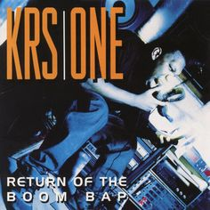 Today in Hip Hop History: KRS-One released his first solo album Return of the Boom Bap September 1993 Rap Albums, Hip Hop Albums, Music Albums, Boogie Down Productions, Kid Capri, Dj Premier, Krs One, Rap Music, Music Life