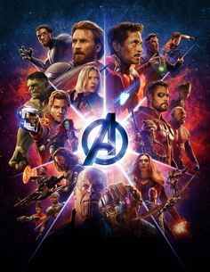 S.H.I.E.L.D. ● Мстители: Война Бесконечности