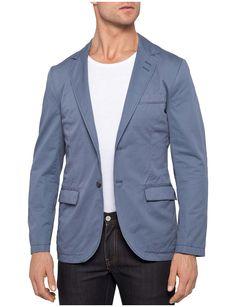 Boss Orange Bene button cotton blazer