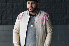Streetsnaps: Mike Camargo of Tackma at Agenda Las Vegas Las Vegas, Hypebeast, Design Inspiration, Clothing, Jackets, Fashion, Day Planners, Outfits, Down Jackets