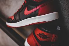"Air Jordan 1.5 Retro High The Return ""BRED"" (Detailed Pics) - EU Kicks: Sneaker Magazine"