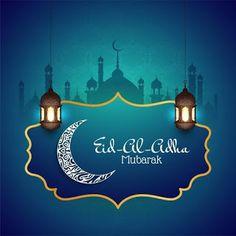 Religious eid al adha mubarak decorative background Free Vector Eid Adha Mubarak, Eid Mubarak Text, Eid Mubarak Images, Feliz Eid Al Adha, Eid Al Adha Wishes, Eid Al Adha Greetings, Happy Eid Al Adha, Eid Al-adha, Religion