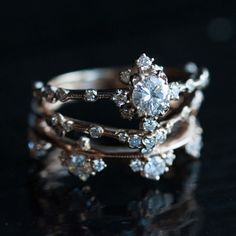 I really adore this ring, but I just see it snagging on my sweaters~