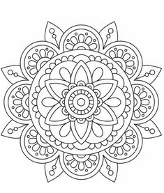 Coloring book pages, coloring sheets, mandala coloring pages, colouring, Mandala Design, Mandala Art, Mandalas Drawing, Mandala Coloring Pages, Mandala Pattern, Coloring Book Pages, Flower Mandala, Mandalas To Color, Coloring Sheets