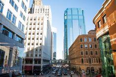 Downtown Minneapolis. Photo: Courtesy of Rita Farmer Photography
