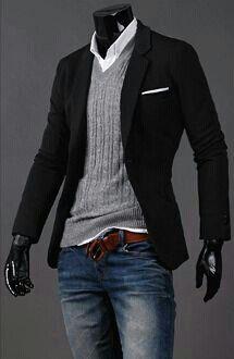 Any dressy jacket blazers for men casual, casual jackets, men's jackets, fashion mode Casual Blazer, Casual Wear, Men Casual, Sport Casual, Sport Style, Casual Styles, Blazer Jeans, Classy Casual, Casual Attire