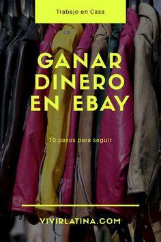 Buscando ideas para ganar dinero? Aquí te contamos cómo ganar dinero usando eBay.