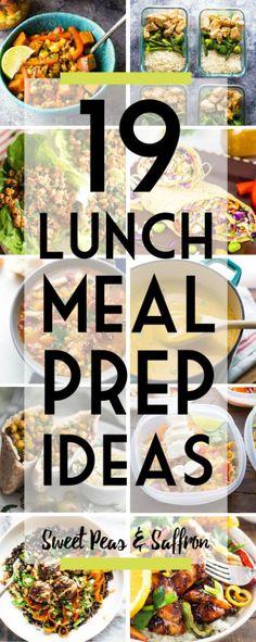 19 Healthy Lunch Meal Prep IdeasReally nice recipes. Every Mein Blog: Alles rund um Genuss & Geschmack Kochen Backen Braten Vorspeisen Mains & Desserts!