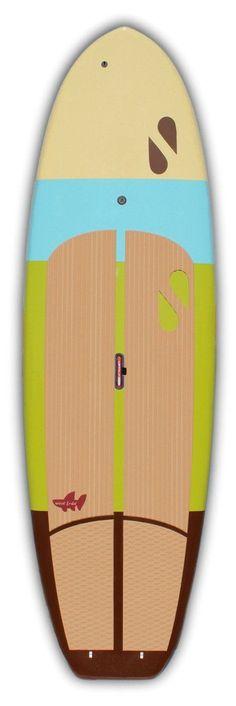 8.6 SUP Surf Model: VH Surf