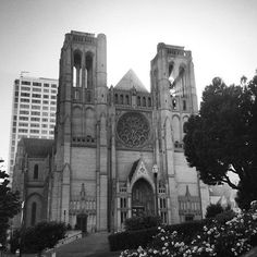Grace Cathedral by _johnq