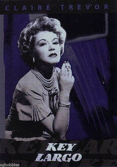 Image result for key largo claire trevor 1948