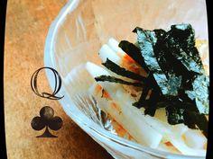食べ過ぎ注意☆簡単大根サラダの画像