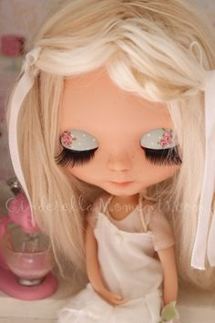 Baking With Brinlie Customized Neo Blythe by cinderellamoments