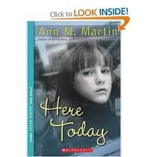 Here Today by Ann M. Martin book review