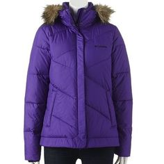 Women's Columbia Sportswear Snow Eclipse Hooded Puffer Jacket For $90! It's 40% Off At Kohl's For One Day Only!