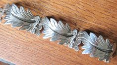 Vintage Mexican Sterling Silver bracelet jewelry by VintageOrganic, $248.00