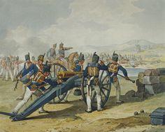 Military Art, Military History, World Of Warriors, Troops, Soldiers, Napoleonic Wars, British Army, Warfare, Diorama