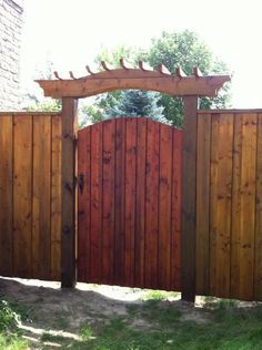 Garden Fence Ideas   Google Search