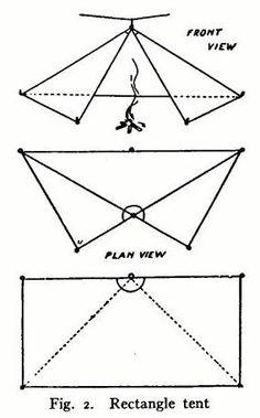 Палатка конструкция легко