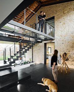 Chiavelli Residence by Filippo Caprioglio Caprioglio Association #Italy ...  Helenio Barbetta by modern.architect