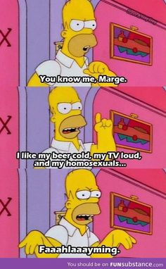 Awesome and funny photos and gifs from The Simpsons. Funny quotes and scenes from The Simpsons episodes over the years. Simpsons Funny, Simpsons Quotes, The Simpsons, Simpsons Videos, Simpsons Episodes, Homer Simpson Quotes, Funny Images, Funny Pictures, Funny Memes