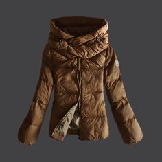 high collar with hooded WOMEN'S COAT - Google Search