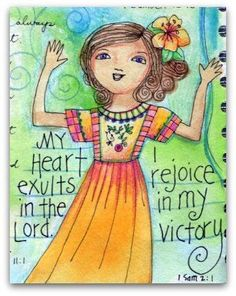 I will greatly rejoice in the Lord, my soul shall be joyful in my God.. for He has clothed me with the garments of salvation, He has covered me with the robe of righteousness, As a bridegroom decks himself with ornaments, And as a bride adorns herself with her jewels..  ~Isaiah 61:10 NASB