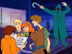 Scooby Doo Art by IBTrav - Scooby Doo/I Know What You Did Last Summer