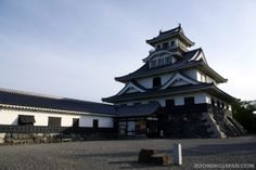 Japanese castles I've visited: #64 Nagahama Castle in Shiga Prefecture. Not too far from Hikone Castle, you can easily visit both in one day! ;)