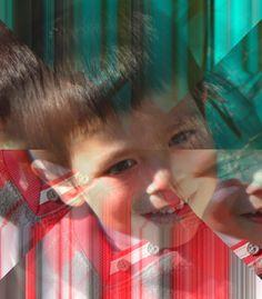 Mi hijo Bautista,de 3 años primer plano y ángulo normal.