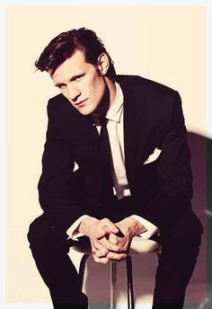 Yes, I have an obsession with Brits....Matt Smith
