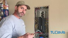 How To Install A Whole House Surge Protector - TL Davis Electric & Design Tulsa Perfect Image, Perfect Photo, Love Photos, Cool Pictures, Thats Not My, My Love, Awesome, Ideas, Design