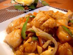 フライパンひとつで☆揚げない酢鶏 by たっきーママ 「写真がきれい」×「つくりやすい」×「美味しい」お料理と出会えるレシピサイト「Nadia | ナディア」プロの料理を無料で検索。実用的な節約簡単レシピからおもてなしレシピまで。有名レシピブロガーの料理動画も満載!お気に入りのレシピが保存できるSNS。