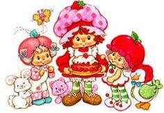 Strawberry Shortcake Shrine