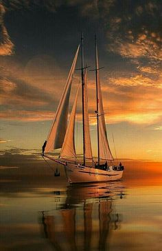Once in a Lifetime Experience – Yacht Charter Sailing in Greece Boat Drawing, Sailboat Painting, Boat Art, Sail Away, Water Crafts, Fishing Boats, Nature Pictures, Belle Photo, Canoe