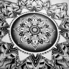 from @nemanjabickovic -  #mandala #mandalala #mandalalove #mandaladesign #mandalaart #mandalaoftheday #art #artist #artistic #artwork #artistic_nation #detailing #details #blackwork #heymandalas #motivation #inspiration #Regrann