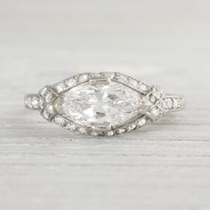 Vintage Tiffany & Co. Diamond Engagement Ring | Erstwhile Jewelry Co.