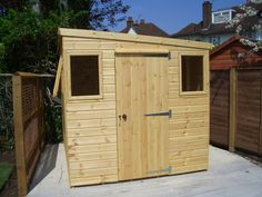 storage sheds with windows - Building A Wood Shed