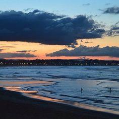 Gold Coast Sunset. #currumbin #currumbinbeach #tugun #tugunbeach #kirra #kirrabeach #sunrise_sunsets_aroundworld #sunset #sun #sea #evening #eveningsky #sky #clouds #cloudporn #sunsetporn #beach #beachstyle #nikon_photography_ #nikon #photography #photo #scene #nofilterneeded #nofilter by steve2100_ http://ift.tt/1X9mXhV
