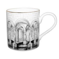 Ink Arches Majestic Mug