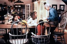 Father of the Bride (1991) - Kimberly Williams, Diane Keaton, Kieran Culkin, Steve Martin #90smovies #fatherofthebride