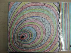Coneixeu a Hervé Tullet? És il.lustrador i autor de diferens llibres per a nanos amb l´objectiu de desenvolupar la creativitat. Quan vaig ve... Line Art Projects, School Art Projects, Art School, Easy Coloring Pages, Texture Drawing, Elements Of Art, Kindergarten Activities, Art Plastique, Elementary Art