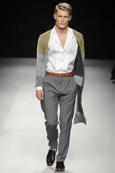 One of #SCADFashion Dean Michael Fink's favorites >> Vivienne Westwood Men's RTW Spring 2013