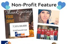 Non Profit Feature The ORangeville Food Bank Angeles City Philippines, Food Drive, Good Morning Friends, Food Bank, Non Profit